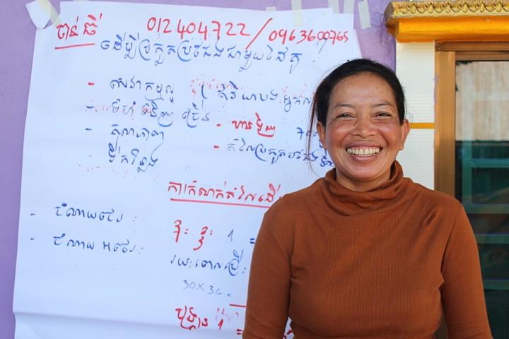 Saron Kon - Cufa LEED participant