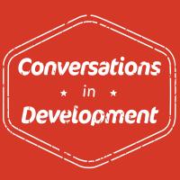 Conversations in Development Logo