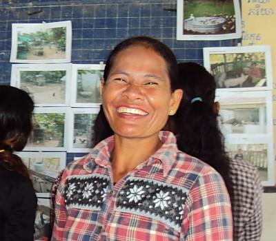 Village Entrepreneur Sokney Kean profile