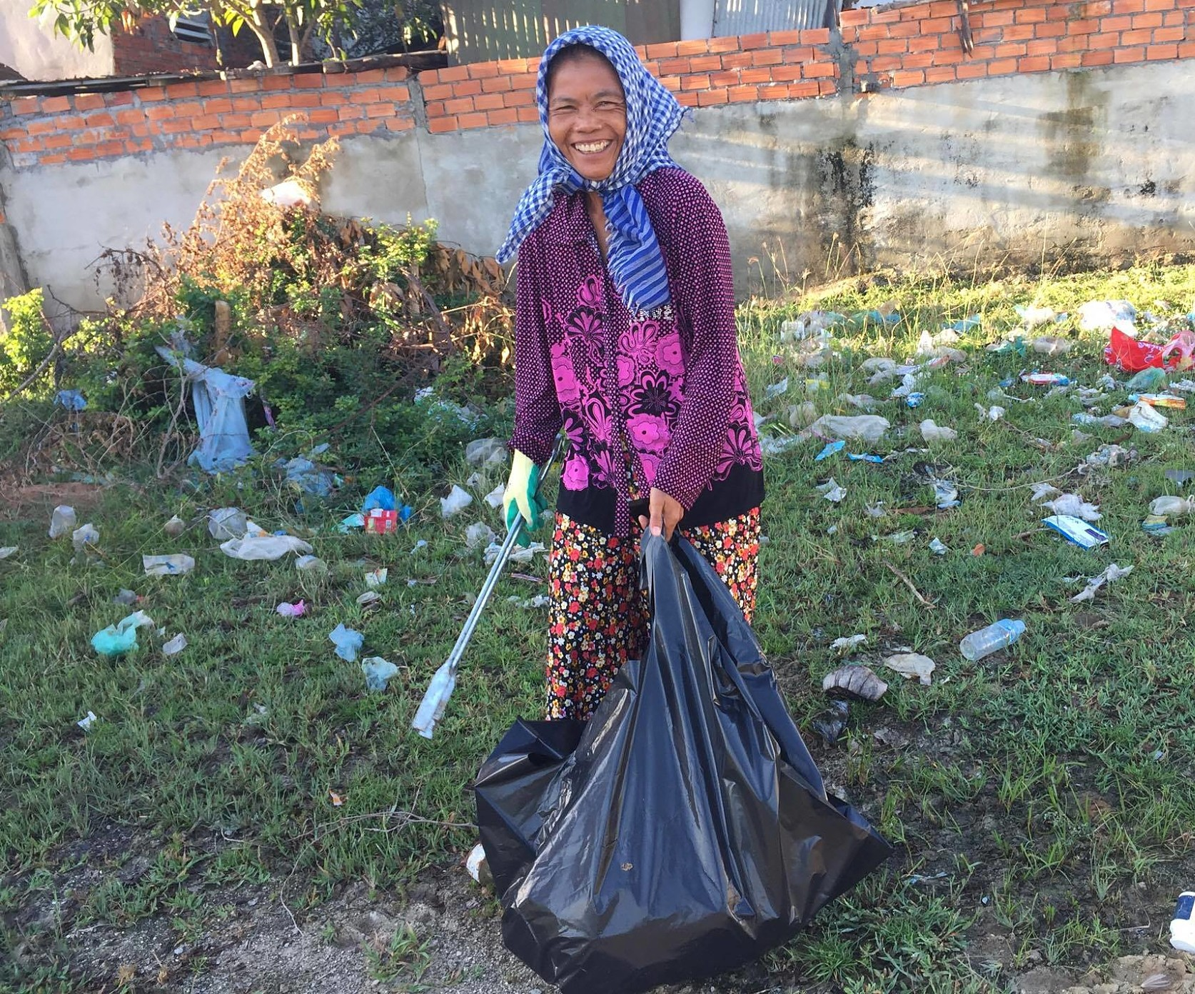 Sok Tho helping create environmental change in Cambodia