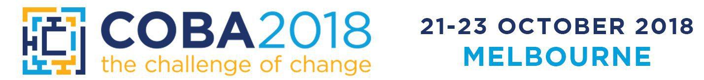 COBA 2018 Banner