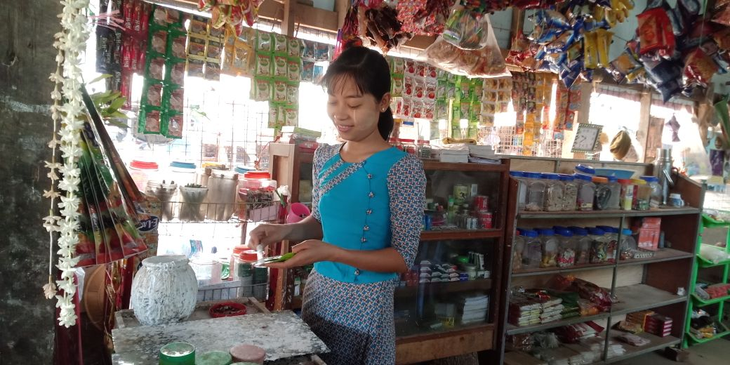 Shop Owner Success: Daw Myat Kay Khaing