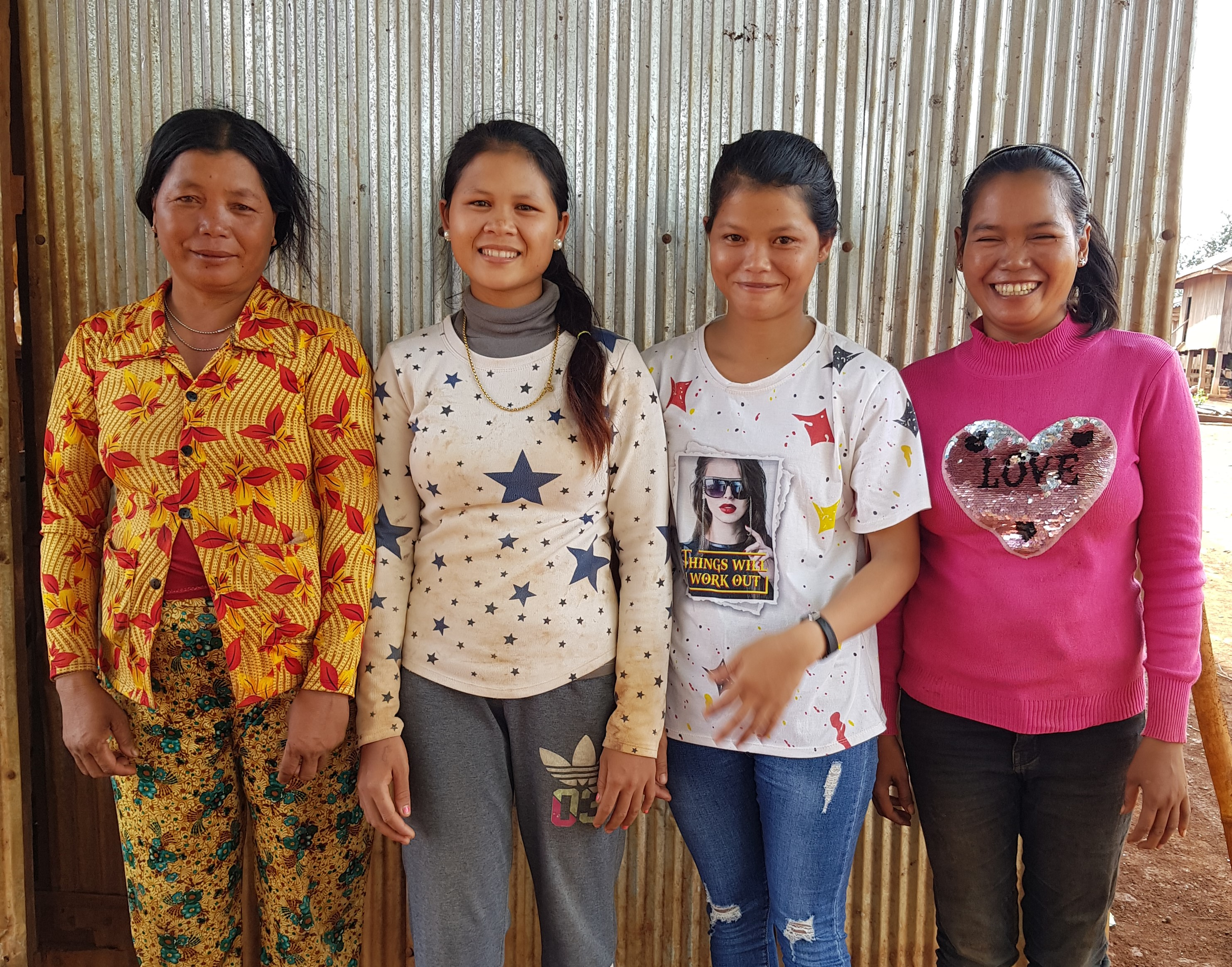 Building Women's Confidence in Cambodia